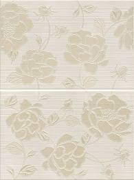 Декор DONNA DECOR ELENA CREAM 66,6*50