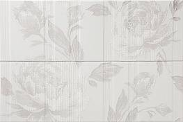 Панно WIN ROSAL-2 Decor  Blanco 40x60 (20х60х2)
