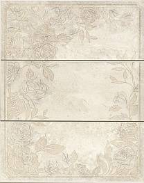 Панно Travertino Romano Beige COMP 3PEZZI