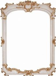 Спец. элемент LOUVRE MIRROR BONE Decor для зеркала 115x84