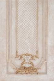Спец. элемент LOUVRE LUXE BONE Decor  50x76