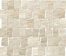 Мозаика декоративная START 81132 Mosaico Raw Allwood Beige 26*30