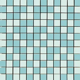 Мозаика MUSA MUW 756 Mosaico Mix_Mint/Water Green 30x30
