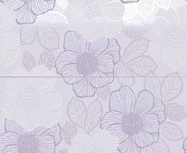 Декор MILADY MLW D20K Composizione Bloom Lilac 50x60