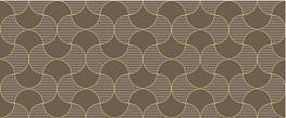 Декор GOLD FLOW TAUPE 25*60