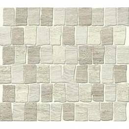 Мозаика декоративная START 81131 Mosaico Raw Allwood Grey 26*30