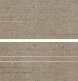 Мозаика Керамогранит 8S69 Seastone Gray Mosaico Linea Mix2 30x60
