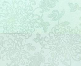 Декор MUSA MUW D75K Comp. 2pz. Ramage_Water Green 50x60